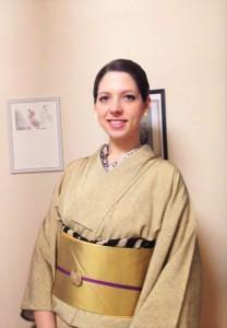 kimito,帯留め,七宝焼,着物コーディネート,お正月,初詣,4