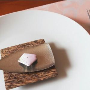 kimito,帯留,七宝焼,桜
