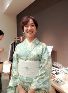 kimito,帯留,着物,和装,七宝焼,コーディネートi