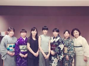 kimito,帯留,着物,和装,七宝焼,コーディネートj